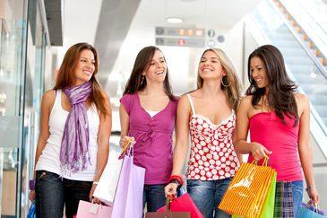 Friends Shopping 4317497 H