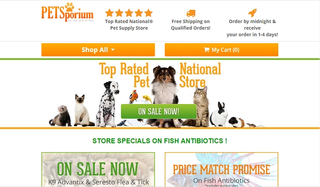 Petsporium Expands Beyond The Ebay Marketplace With Terapeak Retail Touchpoints