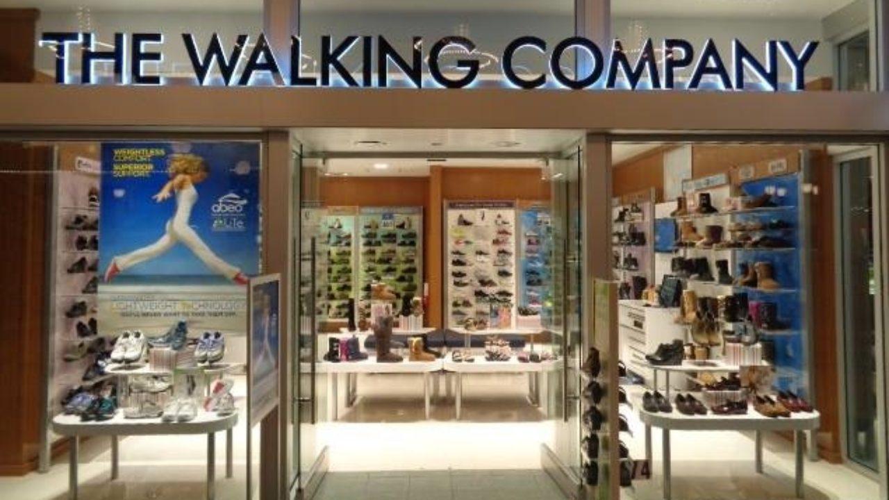 The Walking Company Enhances Customer