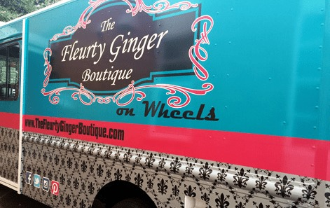 The Fleurty Ginger