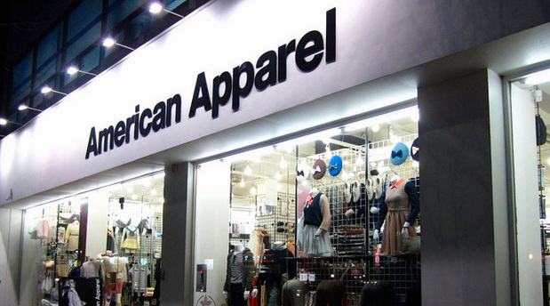 1 -american apparel korea