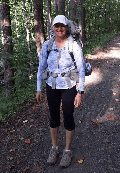 0aDH hiking REI EP