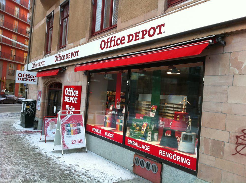 1-Office Depot Europe