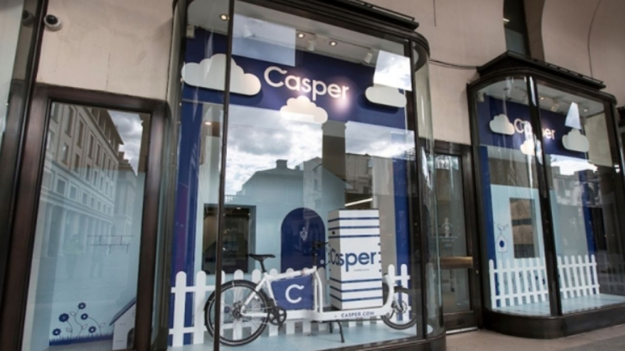 Casper Will Open 200 Stores Over The Next 3 Years Retail Touchpoints