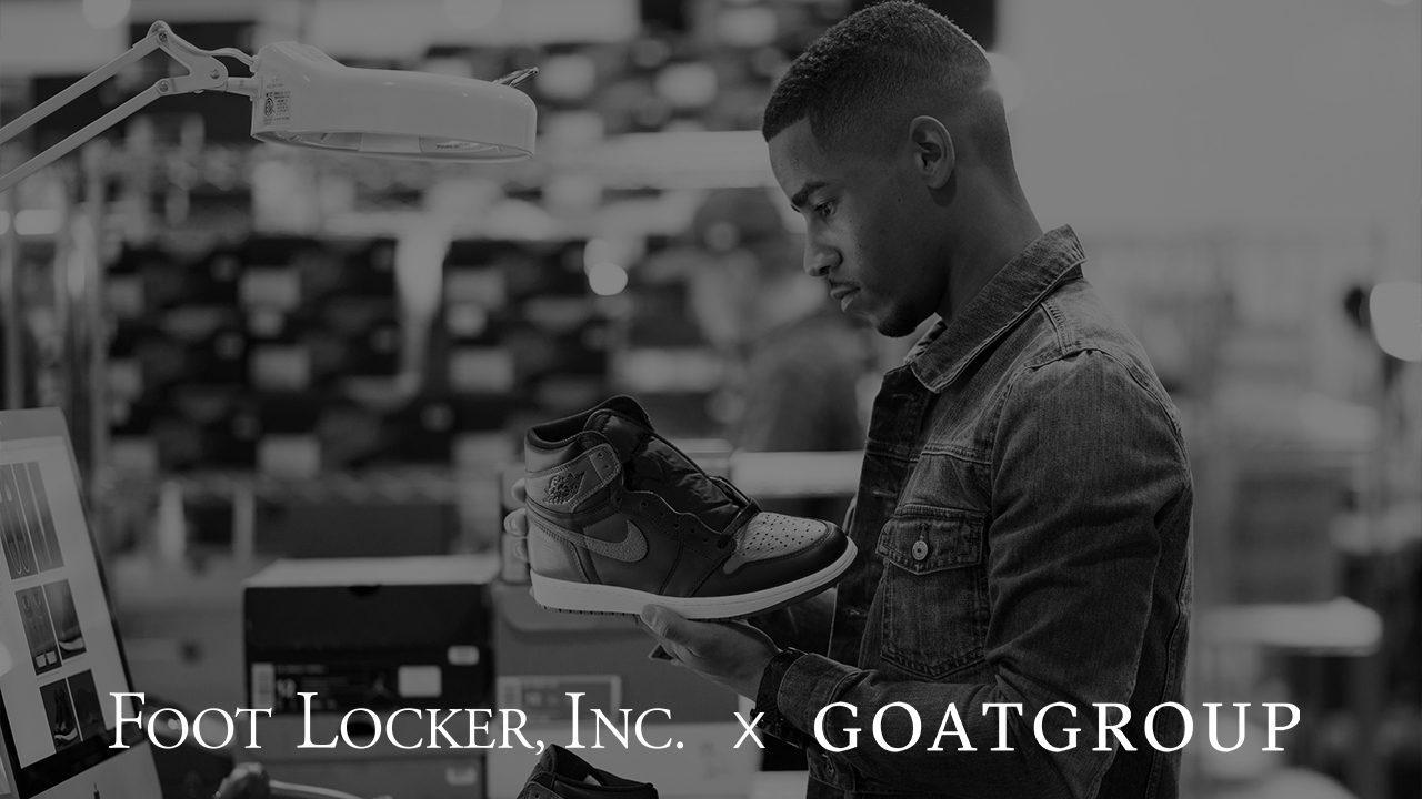 Foot Locker Invests $100 Million In