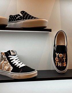 General Vans sneakers