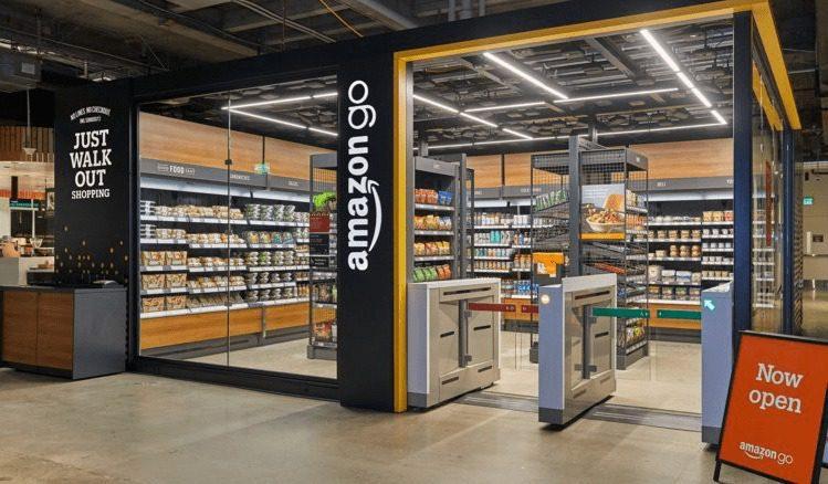 amazon go supermarket