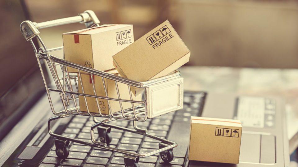 Ecommerce Cart & Boxes