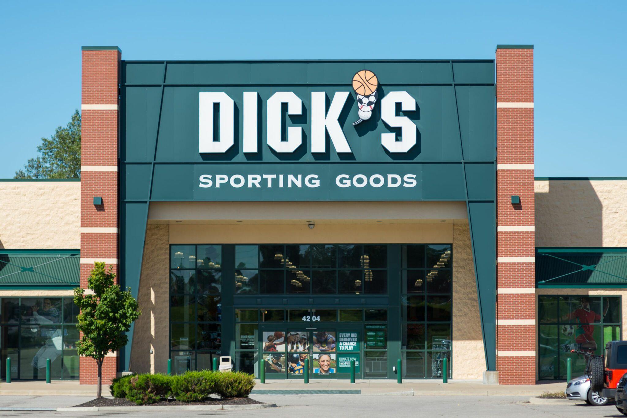 Dicks sporting goods my badge designdicks sporting goodsstore name badge