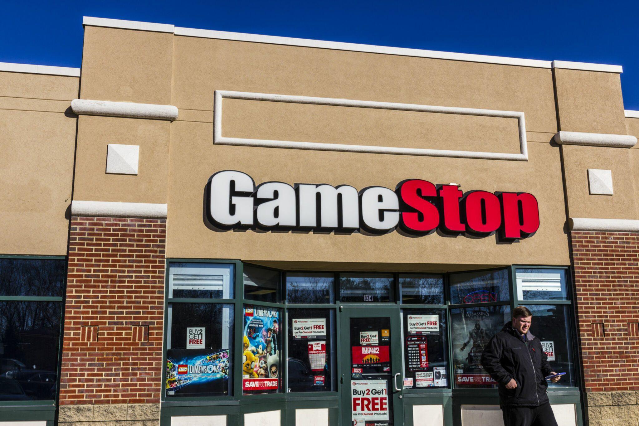 Gme Shop