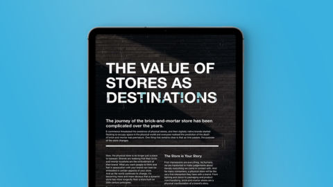 Valtech - The Value of Stores as Destinations