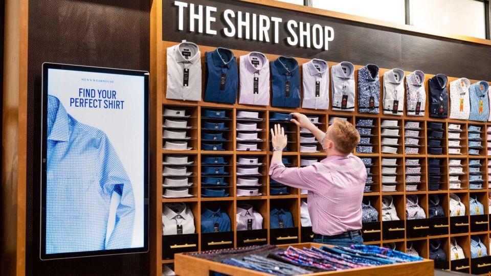 Image source: Men's Wearhouse & NELSON Worldwide