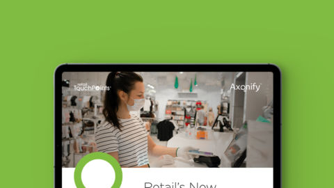 Axonify E-Book Retail's New Frontline Playbook