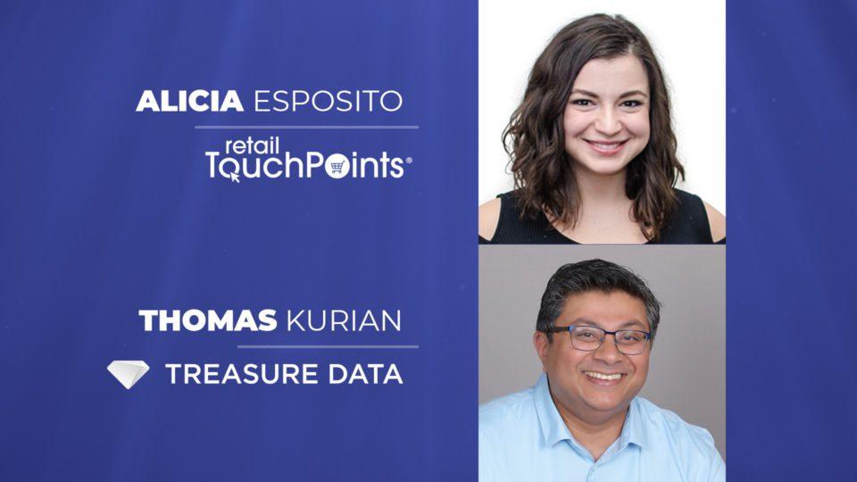 Treasure Data on TouchPoints TV