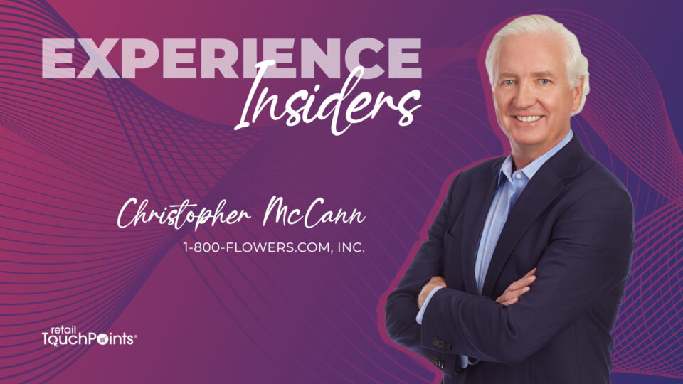 Experience Insiders - 1-800-FLOWERS.COM