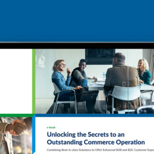 Unlocking the Secrets to an Outstanding Commerce Operation