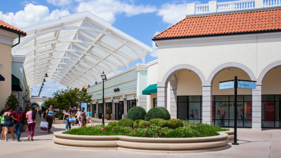 Tangers Outlets