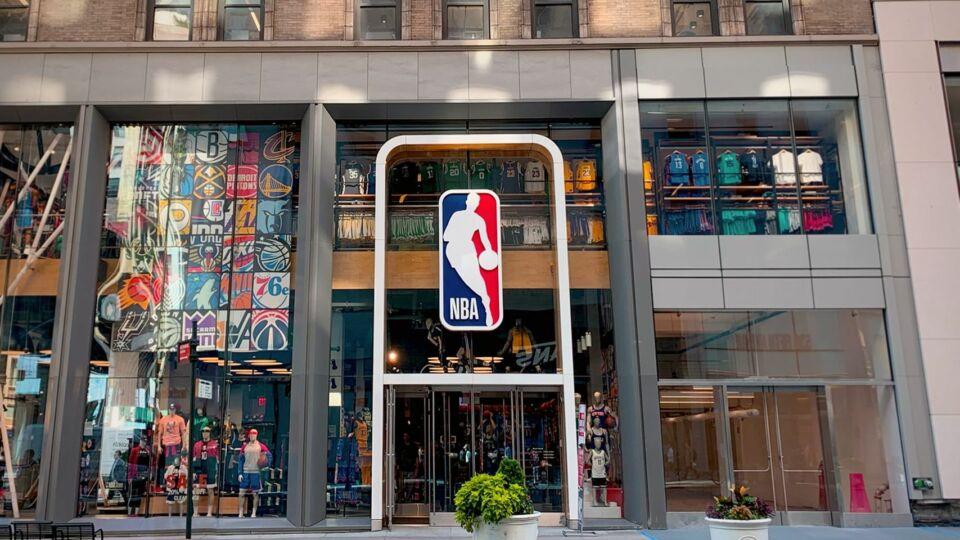 NBA Store Fanatics