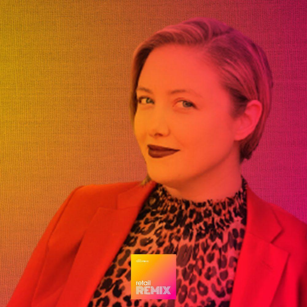 Katie Martell on Retail Remix
