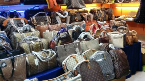 Counterfeit goods legislation