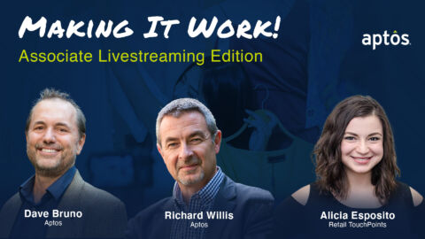 Aptos - Making It Work! - Associate Livestreaming Edition
