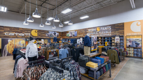 Carhartt at Tractor Supply