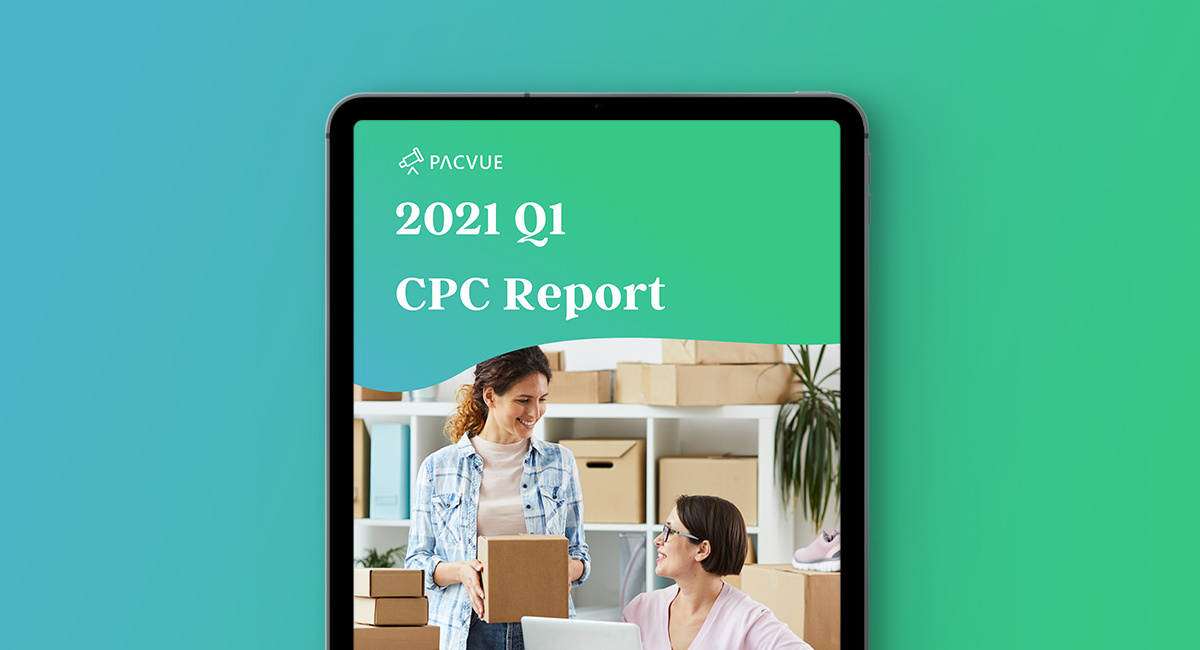 Pacvue - Q1 2021 CPC Report: Ecommerce Continues to Accelerate