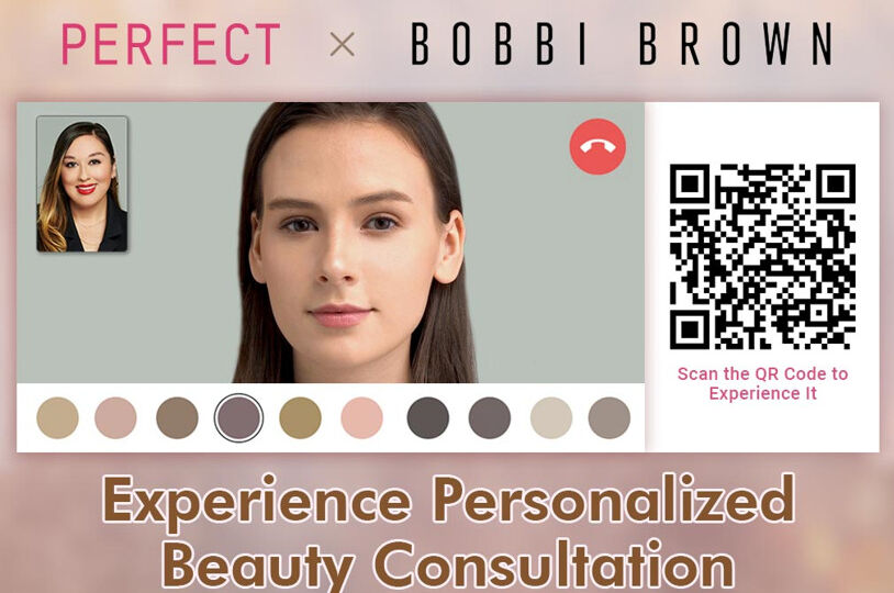 Bobbi Brown Virtual Make-Up Try-On