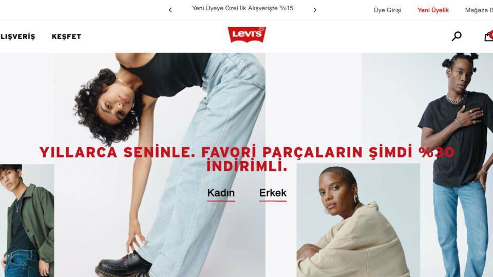 Levis MySize