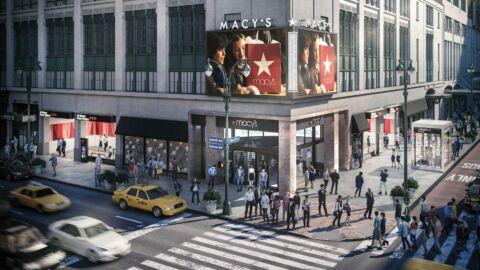 Macy's Herald Square Revitalization