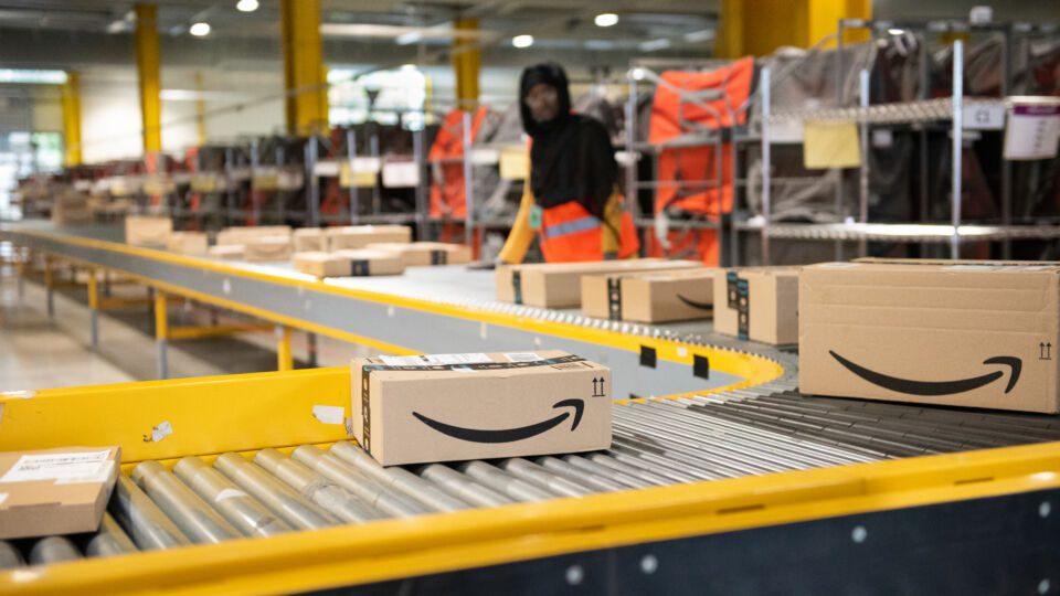 Amazon Fulfillment Center Hiring