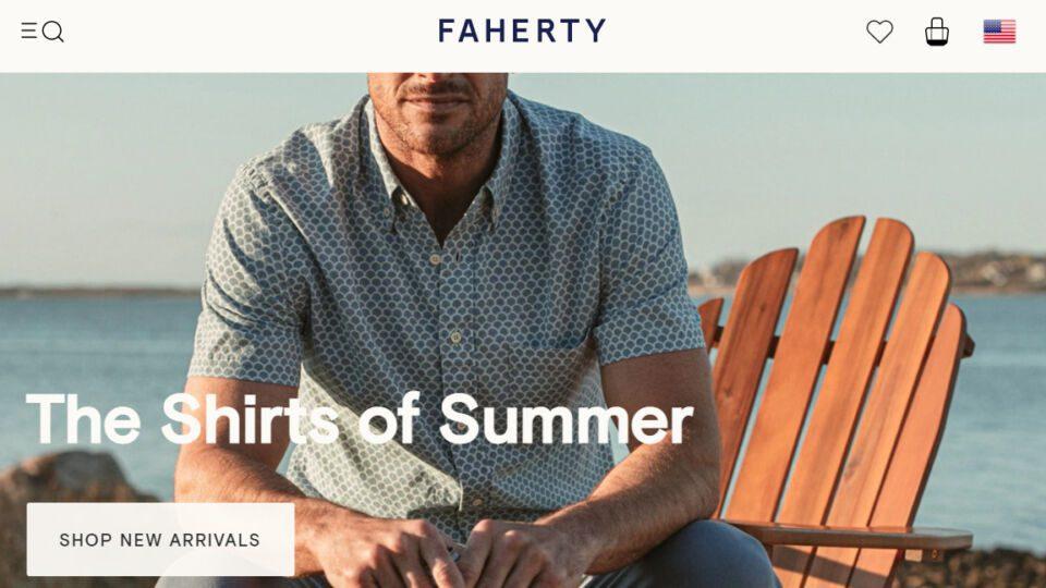 Faherty NewStore
