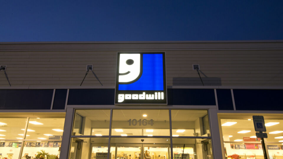 Goodwill Storefront
