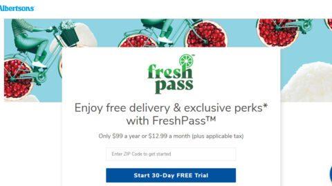 Albertsons FreshPass