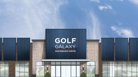 Golf Galaxy Performance Center