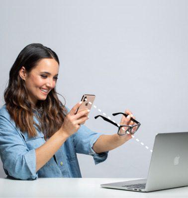 GlassesUSA.com Rx Scanner