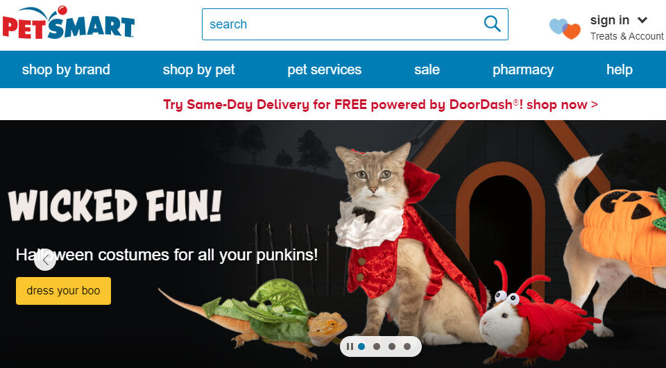 PetSmart Afterpay by now pay later
