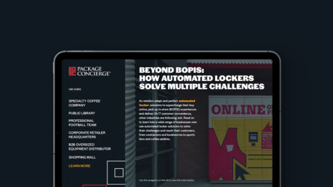 Beyond BOPIS: How Automated Lockers Solve Multiple Challenges