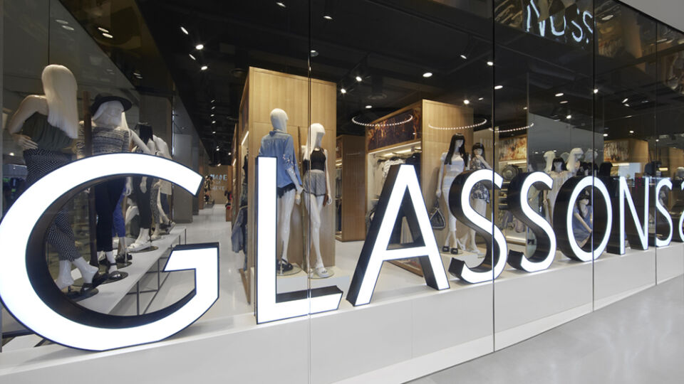 """As the former Glassons CEO stated, Landini Associates' design """"...has helped us reinvent the brand. In an ever-challengingretail world the need to stand out hasbecome increasinglyimportant."""""""