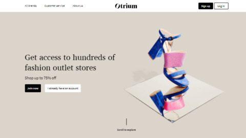 Otrium zalando resale marketplaces