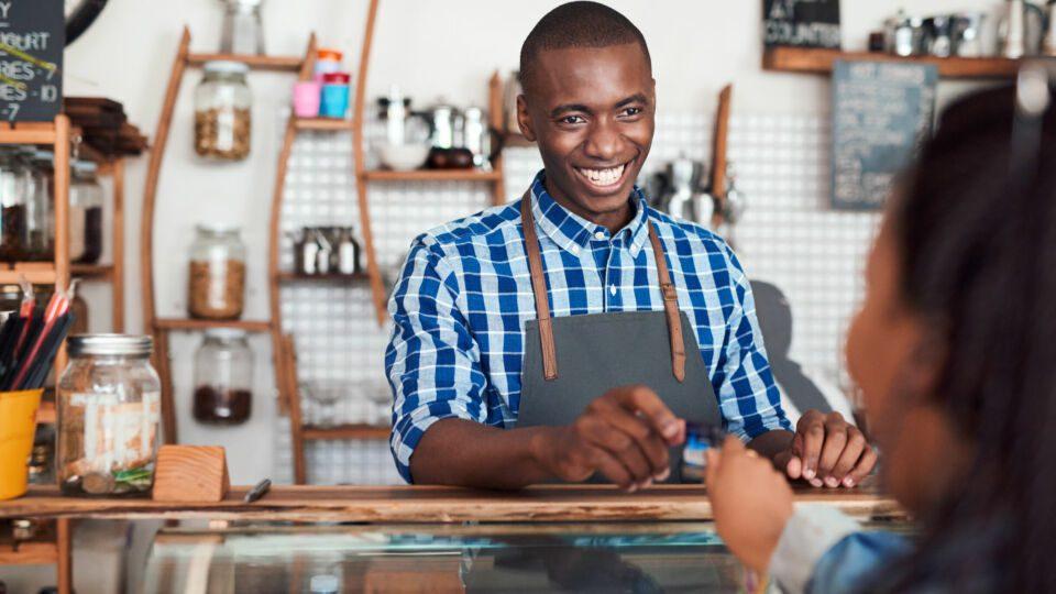 Consumer trust small businesses