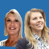 Cyndi Lago & Moniek van der Liende